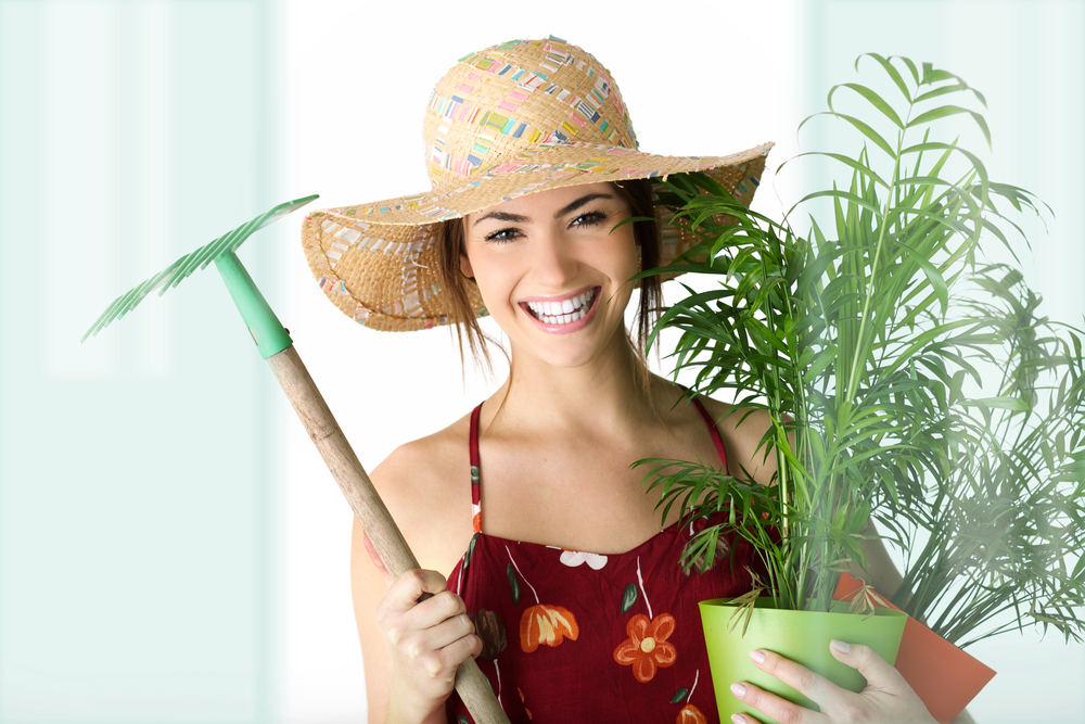 Садоводство как бизнес для женщин