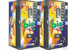 Автомат по продаже мороженого
