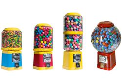Автоматы с жвачками и конфетами