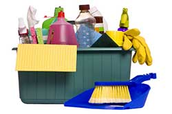 Бытовая химия для уборки
