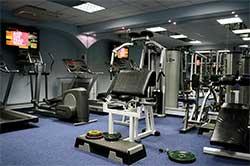 Открытие фитнес-центра