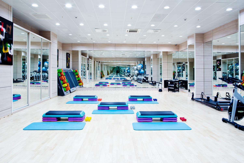 Помещение для фитнес клуба