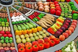 Фруктово-овощная мозаика