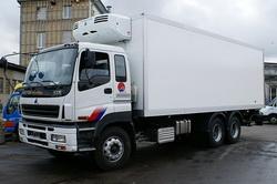 Фургон-рефрижератор для отгрузки продукции
