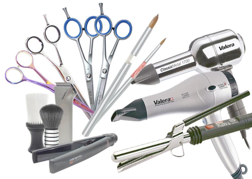 Инструменты для салона красоты