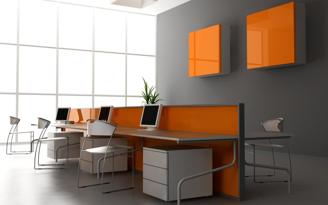 Интерьер интернет кафе