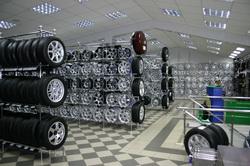 Магазин дисков и шин