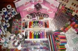 Расходные материалы для дизайна ногтей