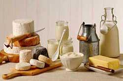 Молочные продукты из козьего молока