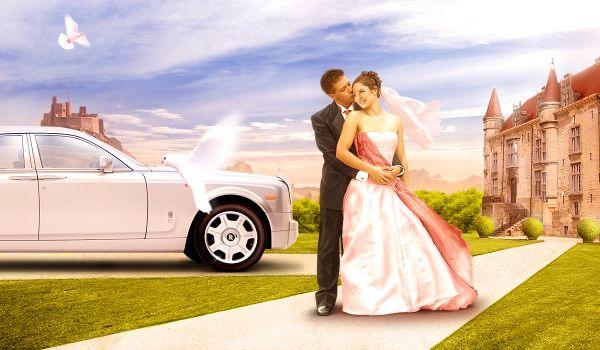 Бизнес на организации свадеб