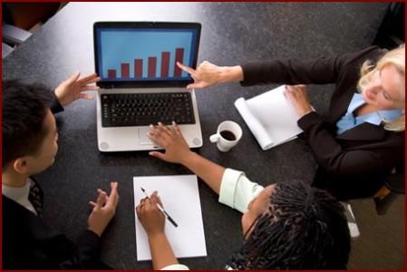 После изучения бизнес-плана принимается решение о выгодности вложений.