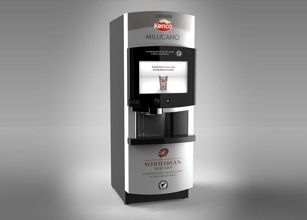Автомат по продаже кофе