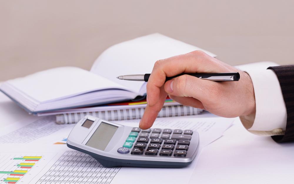 Калькулятор - главный инструмент для бухгалтера