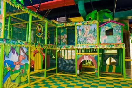 Игровая комната для малышей