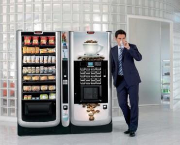 Кофейные автоматы в офисе