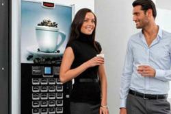 Кофейный автомат в офисе