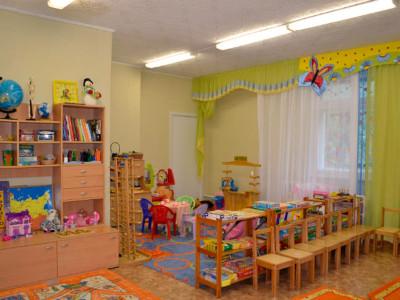 Открытие детского сада требует материальных затрат на оборудование и игрушки