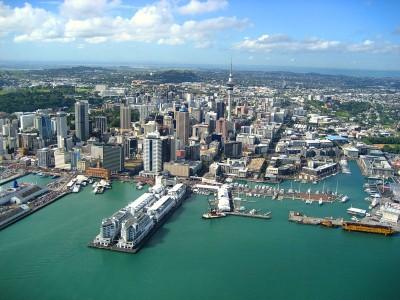 Порт Новой Зеландии