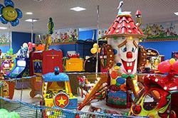 Развлекательный комплекс детского центра