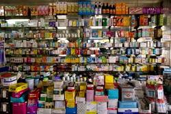 Ассортимент лекарств и сопутствующих товаров