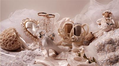 Дополнительные свадебные аксессуары