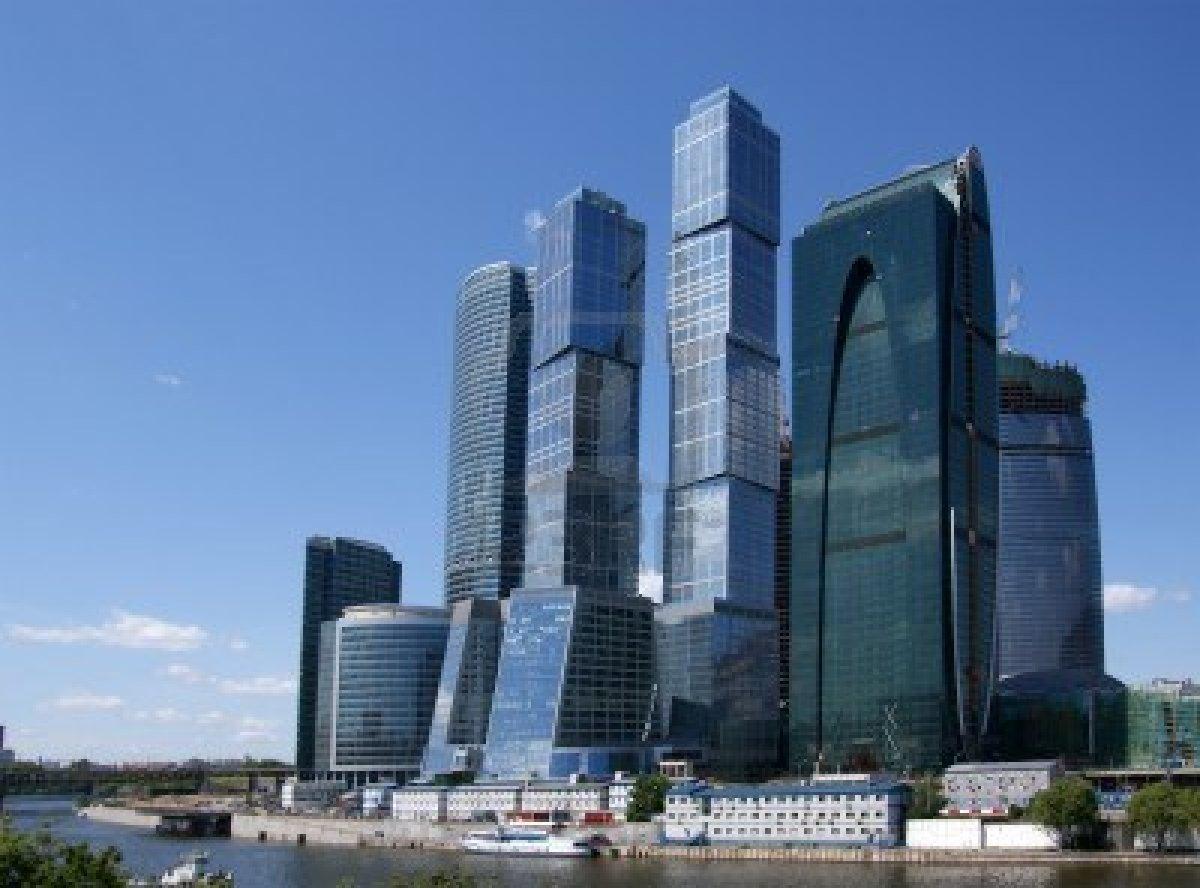 Бизнес центр Москвы