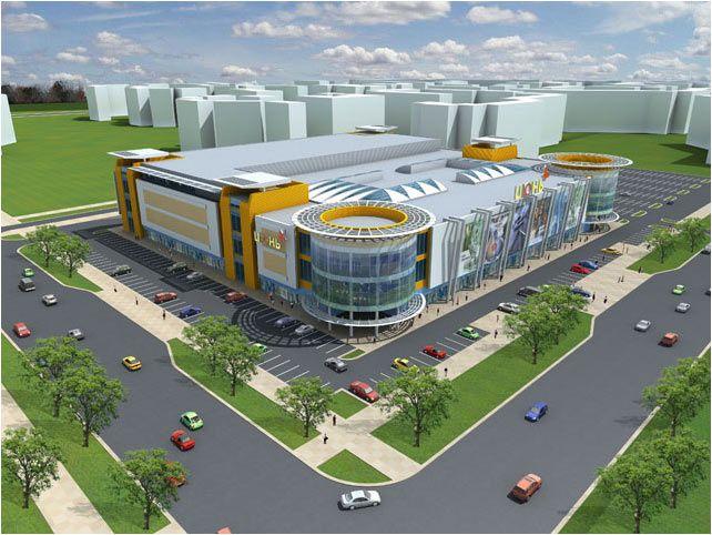 Бизнес-план строительства торгово-развлекательного комплекса.