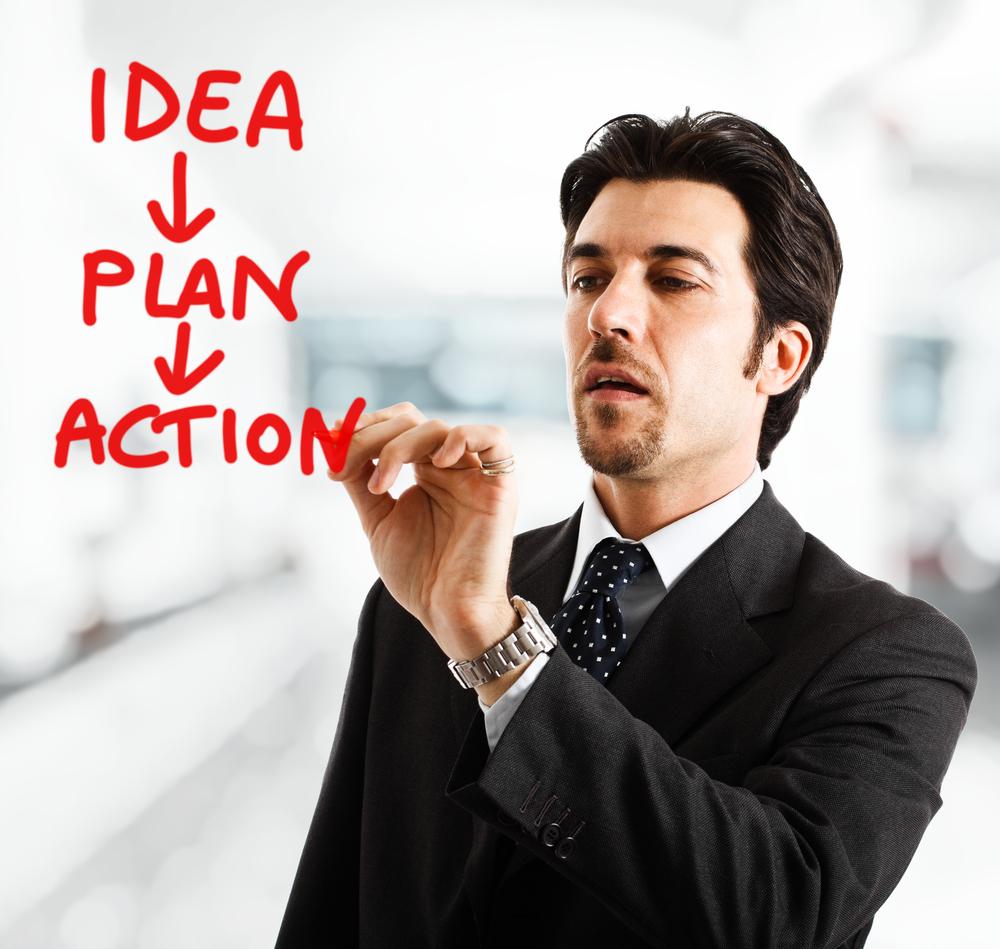 План бизнес-действий