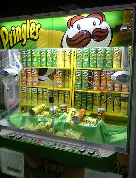 Продажа чипсов