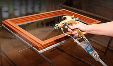 Производство деревянных окон
