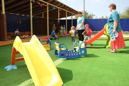 Открытие детского сада большая ответственость