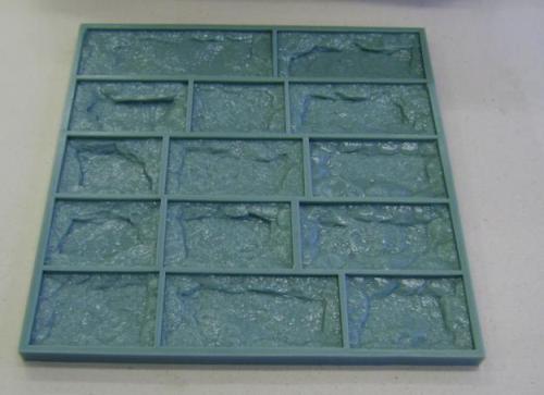 Формы для изготовления искусственного камня