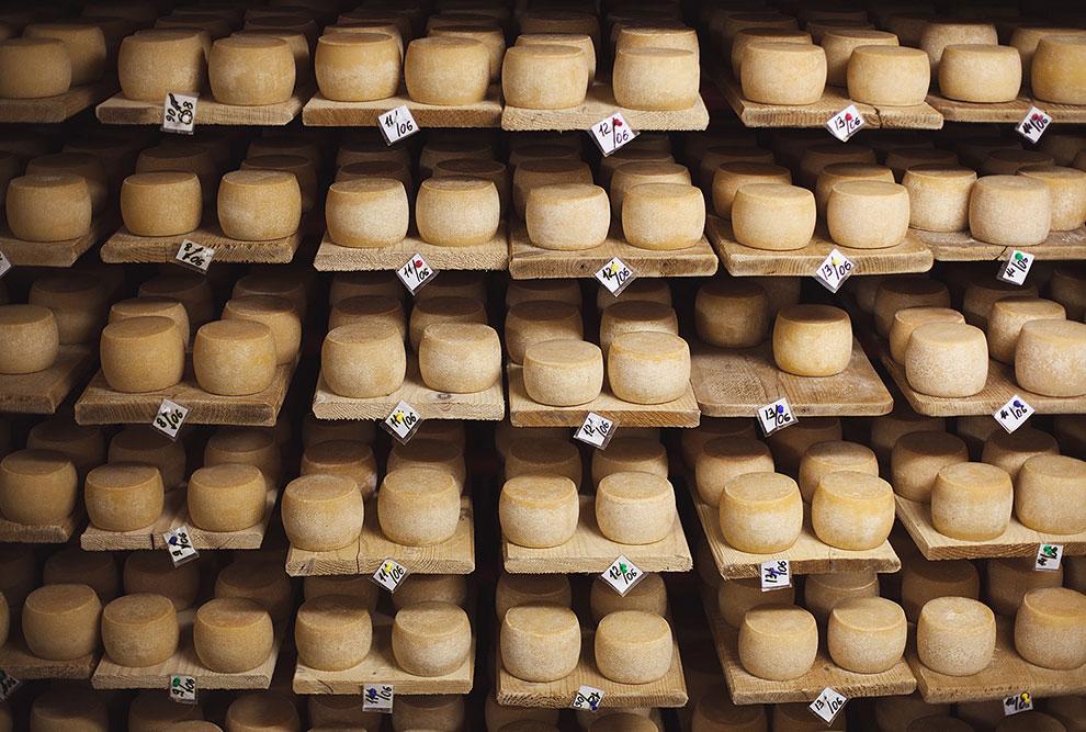 Склад сыров