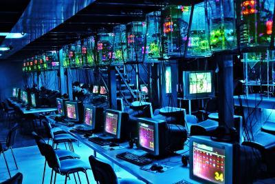 Игровой ночной клуб