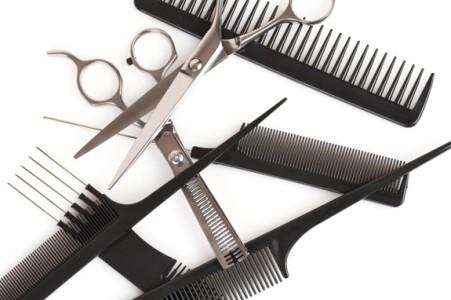 Инструменты мастера-парикмахера