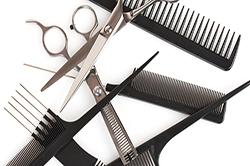 Инструменты парикмахера