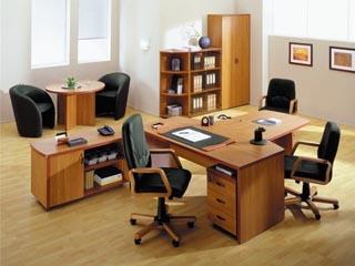 Офис бухгалтерской фирмы
