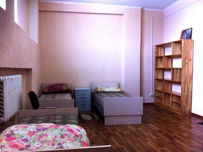 Отдельная комната на 3-4 человека