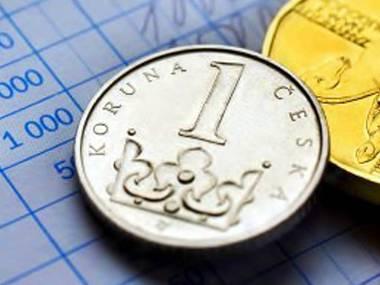 Чешская национальная валюта - 1 крона