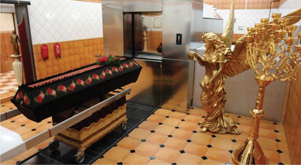 Идея для бизнеса: Крематорий