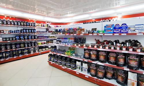 магазин спортивного питания для похудения