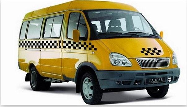 Машина маршрутного такси