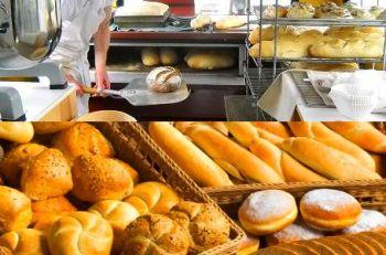 Домашняя мини пекарня.