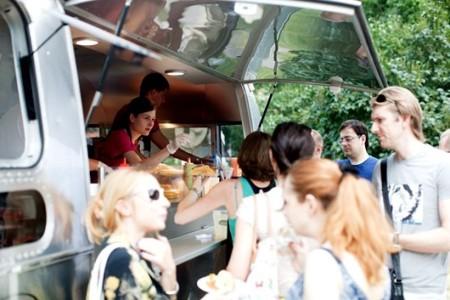 Мобильное кафе - прибыльный летний бизнес