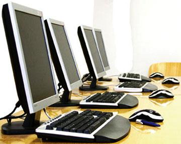 Оборудование компьютерных курсов