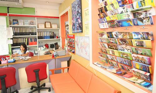 Офис экскурсионного бюро