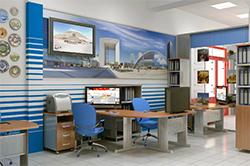 Офис туристического агентства