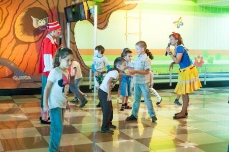 Организация праздника в развлекательном центре