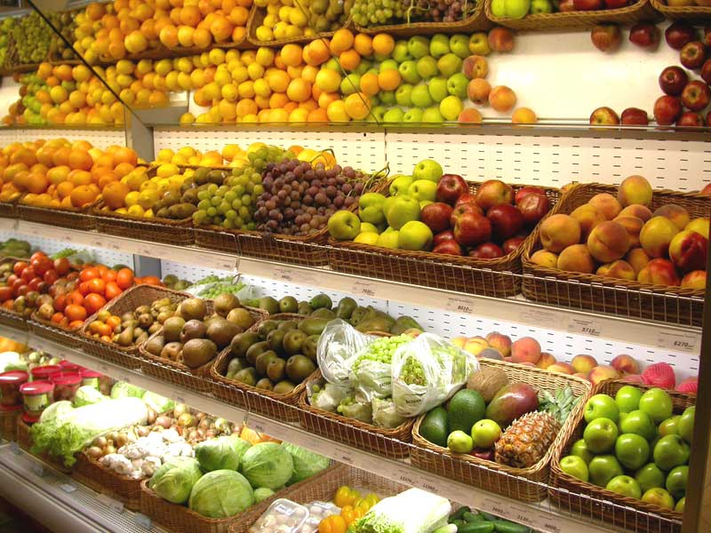 Овощной ларек как бизнес