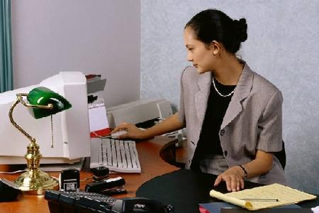 Офис для бюро переводов.
